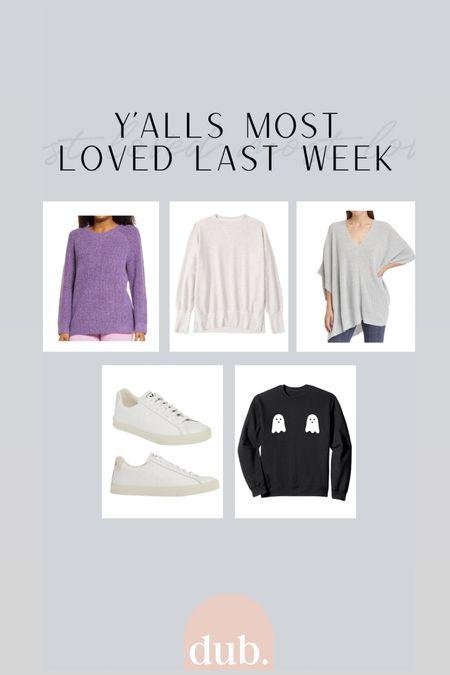 Sharing your favorite items from last week!!   #LTKstyletip #LTKSeasonal #LTKfit
