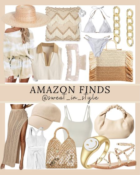 Weekly Amazon Finds Amazon dress #swimwear #activewear #activewearset #athleisure #bag #sandal #sneakers #slide #summershoes #stevemadden #nike #lulus #adidas #bikeshorts #shorts #whitesneakers #summeroutfits #amazonfashion #outfitideas #dresses | cute sneakers | womens activewear | cute activewear | fitness | fit | weightloss | gym wear | gym outfits | workout outfits | travel | airport | travel outfit | airport outfit | comfy | casual | target | target style | amazon | amazon fashion | amazon finds | amazon clothes | outfits | ootd | outfit inspo | summer outfit | summer style | new finds | trend | flat sandals | pool slides | comfy shoes | leggings | cropped leggings | capris | running shorts | bike shorts | cute shorts | denim shorts | casual shorts | date night outfit | vacation outfit | loungewear | loungewear set | pjs | pajamas | matching set | two piece set | coords | sweatpants | joggers | sweatshirt | Crewneck | workout top | activewear top | tank top | crop top | sports bra | longline sports bra | tshirt | graphic tee |band tee | graphic tees | graphic sweatshirts | tie dye | floral | animal print | cheetah print | 4th of July | beach outfit | beach finds | swim | swimsuit | bikini | two piece | high waisted | one piece | cover up | bathing suit | cozy | slippers | Abercrombie | American Eagle | Lululemon | lulus | nasty gal | Nike | Nordstrom | dresses | wedding guest dress | apl | revolve | home decor | organization | home | make up | skincare http://liketk.it/3jiUm  @liketoknow.it #liketkit #LTKswim #LTKtravel #LTKstyletip