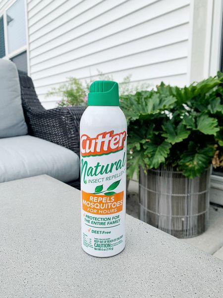 Our favorite insect repellant for those Midwest summers!!   #LTKtravel