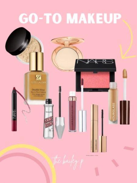 Go to makeup for content or everyday! 💖   #LTKbeauty #LTKcurves #LTKunder50
