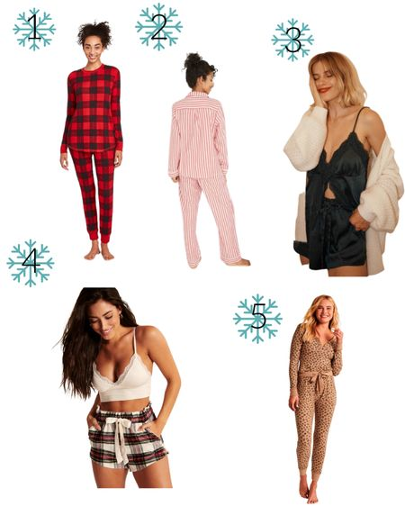 5 Cozy Pajamas You'll Want To Hibernate In This Fall/Winter!🍂🍁❄️☃️⛄️   You can instantly shop all of my looks by following me on the LIKEtoKNOW.it shopping app!  http://liketk.it/32hO7 #liketkit @liketoknow.it @liketoknow.it.brasil @liketoknow.it.family @liketoknow.it.home @liketoknow.it.europe #LTKgiftspo #StayHomeWithLTK #LTKbeauty