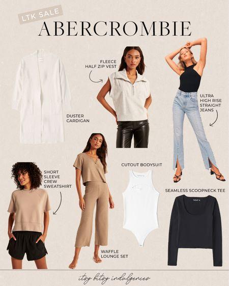 Abercrombie sale picks- 25% off with the LTK code //   #LTKsalealert