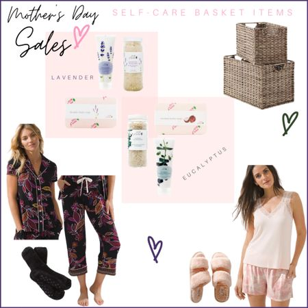 I love the idea of a self-care gift basket for mom (step-mom, grandma, any amazing, hard-working woman in your life you want to celebrate this Mother's Day!). Plus, with some awesome Mother's Day sales happening right now, you can put together the cutest, cozy gift basket that screams rest and relaxation! http://liketk.it/3eE2w #liketkit @liketoknow.it #LTKunder50 #LTKbeauty #LTKsalealert @liketoknow.it.family Download the LIKEtoKNOW.it shopping app to shop this pic via screenshot
