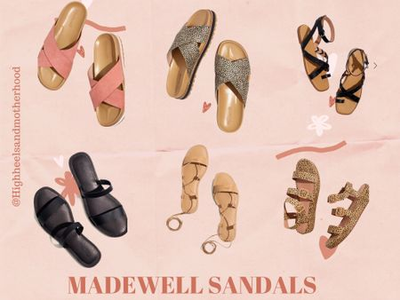 Check out these gorgeous sandals from Madewell! They're currently offering 30% off with code HOWFUN! You don't want to miss this!   (This post does contain affiliate links if you choose to purchase I may receive a small commission, thanks for your support)   http://liketk.it/3aLWy #liketkit @liketoknow.it #LTKsalealert #LTKunder100 #LTKitbag Shop your screenshot of this pic with the LIKEtoKNOW.it shopping app