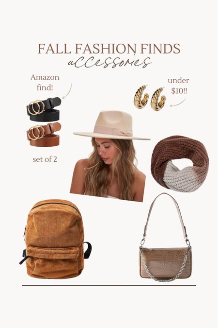 Fall accessory finds!!  #LTKunder50 #LTKunder100 #LTKSeasonal