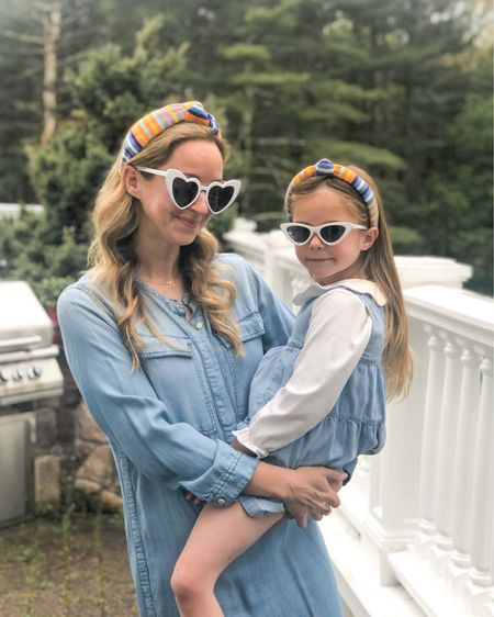 My husband just asked me how many headbands are enough headbands. I told him that's a trick question - no such thing. 💁🏼♀️ Loving these fun terrycloth #mommyandme ones! You can shop for them on @liketoknow.it . http://liketk.it/3eVsV @liketoknow.it.family #liketkit #LTKfamily #LTKkids #LTKunder100