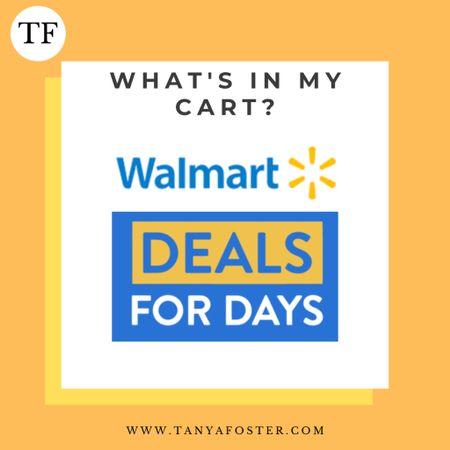 The best deals for Walmart Deals for Days!    #LTKsalealert #LTKunder100 #LTKunder50