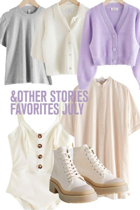 #liketkit http://liketk.it/2Se4I @liketoknow.it Other Stories Favorites July, &otherstories, Favoriten Juli, Lilac, Beige Lover