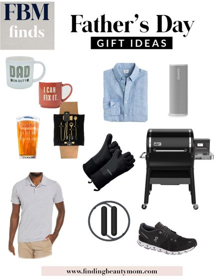 Fathers day gift ideas, gifts for dad, grills, home sound system, gold outfits, husband gifts, grandfather, finding beauty mom http://liketk.it/3hfnr #liketkit @liketoknow.it #LTKhome #LTKmens