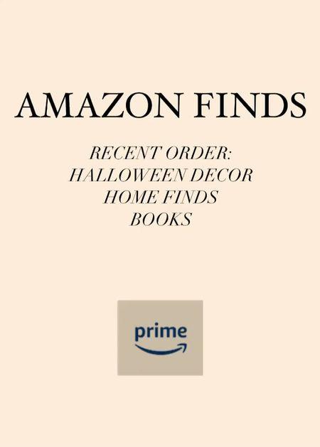 Amazon finds Halloween fall decor Inspirational books Battery case  #laurabeverlin #amazonfinds  #LTKhome #LTKunder50 #LTKsalealert