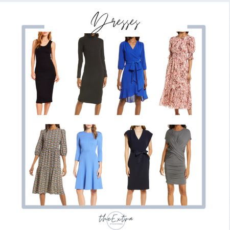 All these dresses are under $100 from the Nordstrom Anniversary Sale!  #LTKworkwear #LTKsalealert #LTKunder100