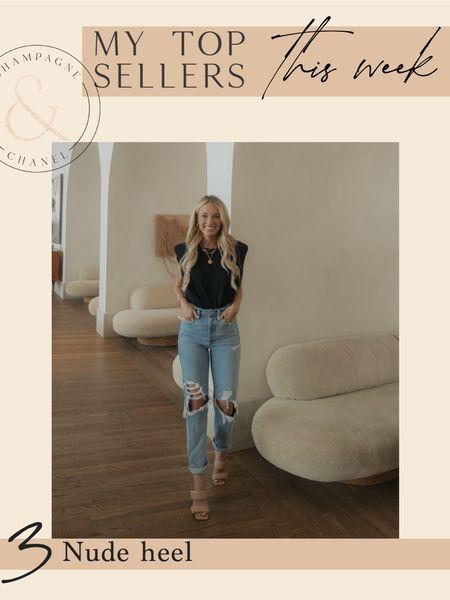 Top sellers - nude heels http://liketk.it/3i3Xf #liketkit @liketoknow.it