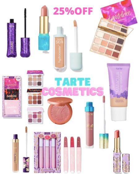LTK DAY TARTE SALE  http://liketk.it/3hlMP @liketoknow.it #liketkit #LTKbeauty #LTKDay #LTKstyletip #makeup #tarte