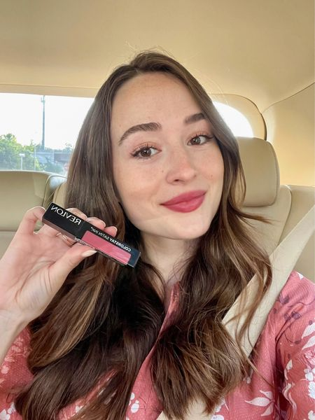 "My go-to lip color recently! Revlon Color Stay Ink in ""Your Majesty"" 💕  #LTKbeauty #LTKunder50 #LTKstyletip"
