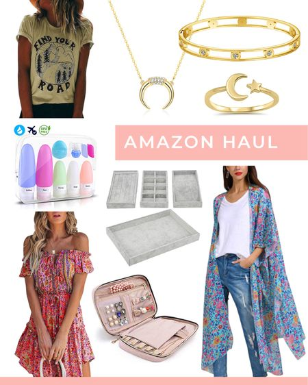 Some items I've recently ordered from Amazon and LOVE! I usually wear an XL and ordered an XL in all three items. http://liketk.it/2Dmm4 @liketoknow.it #liketkit #LTKunder50 #LTKunder100
