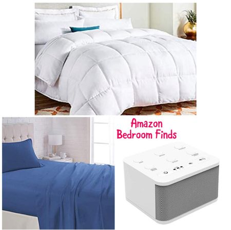 Home decor. Amazon prime. Amazon home. Bedroom finds. Sheets. Comforter.   #LTKunder50 #LTKhome #LTKSeasonal