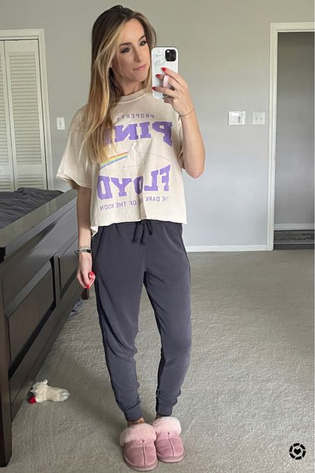 Fav Free People joggers are on sale (and in multiple colors!) for only $30! wearing an XS  #freepeople #fp #joggers #sale #salealert #comfystyle   #LTKworkwear #LTKunder50 #LTKsalealert