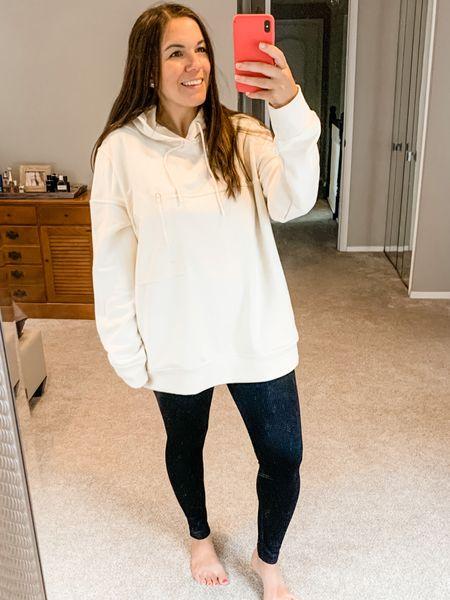 Men's sweatshirt? Nah it's mine!   #LTKfamily #LTKbaby #LTKbump