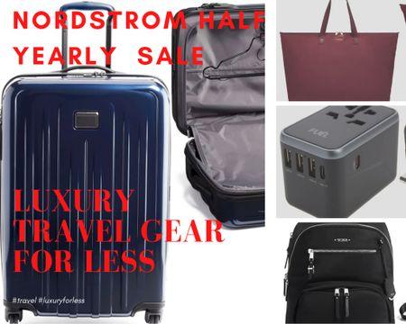 Last weekend to get luxury travel gear for less! Nordstrom Half Yearly Sale! #LTKtravel #LTKsalealert http://liketk.it/3gSRT #liketkit @liketoknow.it