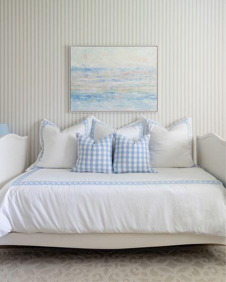 Boys bedroom decor, nursery decor, blue boys bedroom #liketkit @liketoknow.it http://liketk.it/3jjYY