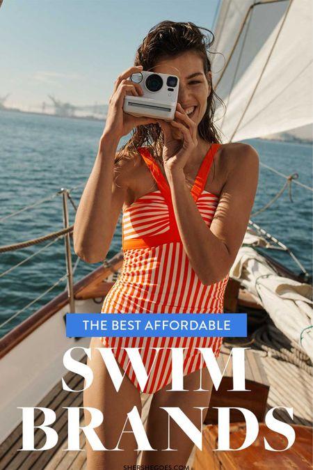 Swim, Summer fashion, summer outfit, beach vacation, swimsuits, Vacation outfits, one piece, bikini, bathing suits, bikini brands, white bikini, white one piece, cute bikinis, cute swimsuits, affordable swim, cheap swim  #LTKswim #LTKsalealert #LTKunder50