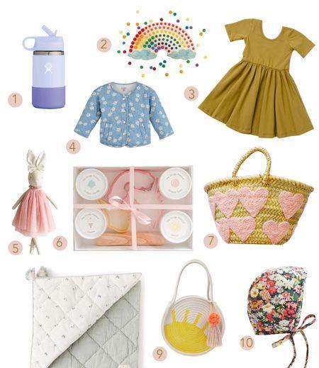 Easter baskets I  #LTKSeasonal #LTKbaby #LTKkids