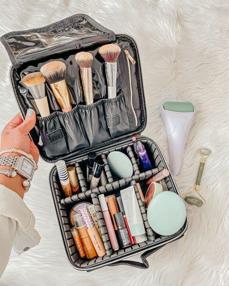 Amazon best travel makeup case   http://liketk.it/3igA4 #liketkit @liketoknow.it #LTKunder50 #LTKhome @liketoknow.it.home