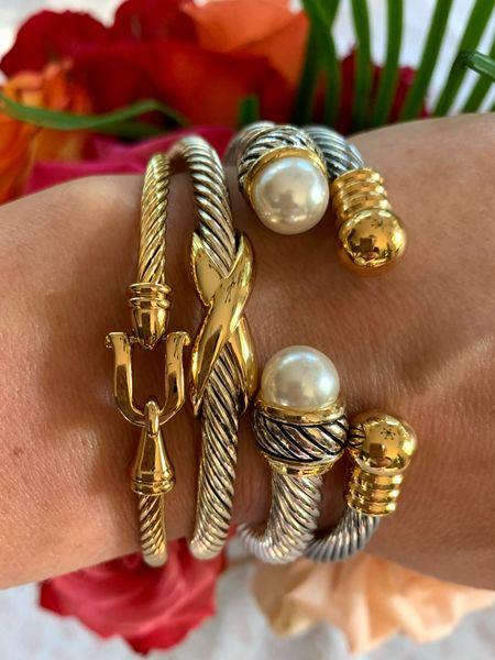 Bracelets from the styled collection 40% off sale 9/19/21 - 9/21/21 during the LTKSALE! Happy shopping!       #LTKHoliday #LTKSale #LTKGiftGuide