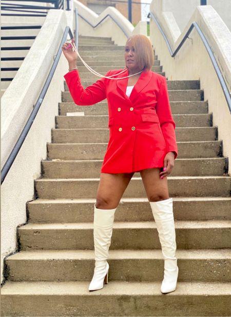 Blazer Style   #LTKworkwear #LTKstyletip #LTKSeasonal