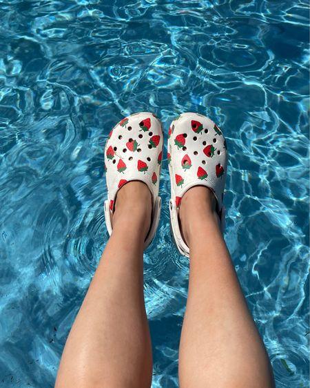 Summer crocks   http://liketk.it/3h47U #liketkit @liketoknow.it #LTKshoecrush