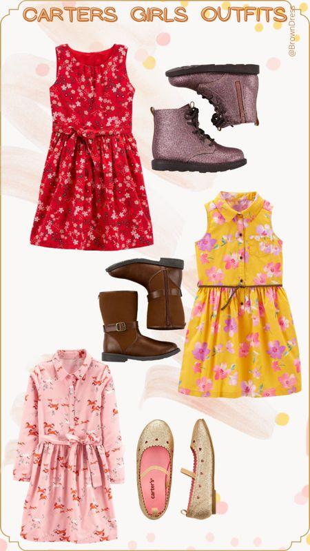 Carter's Girls Outfits Fall/Winter.  #LTKhome #LTKsale #liketkit @liketoknow.it #LTKwedding #LTKworkwear #LTKSeasonal #LTKitbag #LTKkids #LTKaustralia #LTKmens #LTKbaby #LTKsalealert #LTKbeauty #LTKshoecrush #LTKbrasil #LTKstyletip #LTKbump #LTKswim #LTKcurves #LTKtravel #LTKeurope #LTKunder50 #LTKunder100 #LTKfamily #LTKfit @liketoknow.it.home @liketoknow.it.europe #LTKsalegifting@liketoknow.it.familyScreenshot or 'like' this pic to shop the product details from the LIKEtoKNOW.it app, available now from the App Store!#amazonfinds #amazon #amazonfashion #amazondresses #amazoninfluencer #amazonsale #amazondeals #amazondailydeals #amazonnow #amazonprime #fashion #sandals #walmartfinds #homedecor #workwear #LTKsale #kids #onsale #babyshowergift #organization #nursery #sunglasses #newborn #giftfornewborns #pantry #bathroom #giftforgrandma #giftformom #leggings #boots #fallboots #winterboots #outfit #madewell #missguided#beach #vacationoutfit #swimwear #sectional #sofa #sectionalsofa #drawerdivider #toddler #nursery #maternity #maternityclothes #maternityleggings #maternityjeans #maternitydress #sheets #pillow #comforter #buddylove #livingroom #decor #under50 #salealert #bestseller #tumbler #neutral #LTKFall | Travel Outfits | Teacher Outfits | Back to School | Casual Business | Fall Outfits | Fall Fashion | Pumpkins| Pumpkin | Booties | Boots | Bodysuits | Halloween | Shackets | Plaid Shirts | Plaid Jackets | Activewear | White Sneakers | Sweater Dress|#Halloweencostumes #Halloweencostume http://liketk.it/3pAfT @liketoknow.it #liketkit #LTKHoliday #LTKGiftGuide @liketoknow.it.family http://liketk.it/3pAfT @liketoknow.it #liketkit http://liketk.it/3pAfT @liketoknow.it #liketkit http://liketk.it/3pAfT @liketoknow.it #liketkit