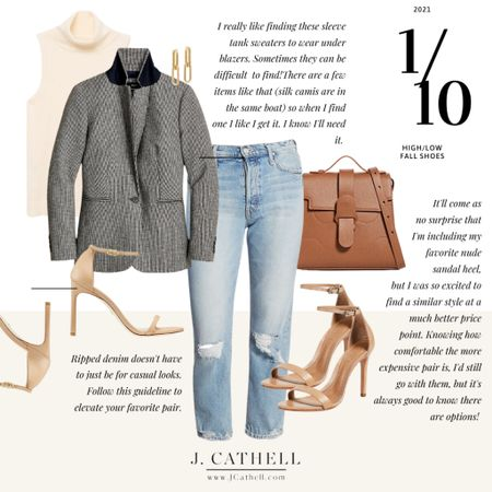 Great style can happen at any price point, so I've done a round up of high and low price points on many of my favorite shoes to wear in the fall. Some are seasonal specific to cooler weather, but a few can be worn year round. Whether you choose to invest or to save, you'll find options in nearly all budgets! Drop a comment below on another category you'd like to see done this way. Handbags? Sweaters? Denim? I'll pick the top request and put something together for y'all!     #LTKstyletip #LTKshoecrush #LTKunder100