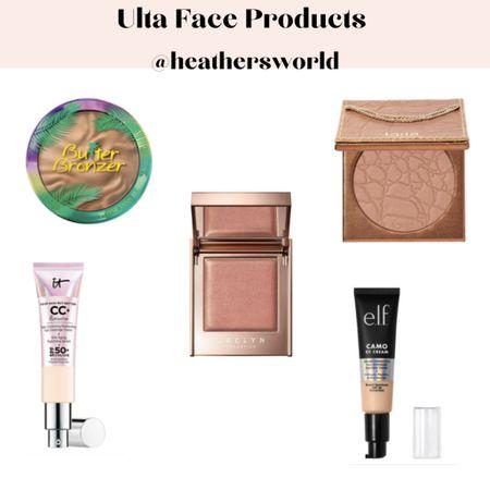 Ulta face products   #lktit #ulta #facemakeup   #LTKunder100 #LTKunder50 #LTKbeauty