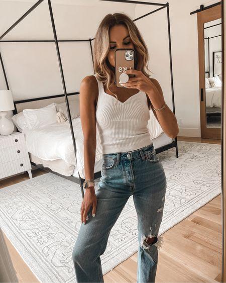 size xs in top / 26 in jeans @liketoknow.it http://liketk.it/3hkQP #liketkit #LTKDay