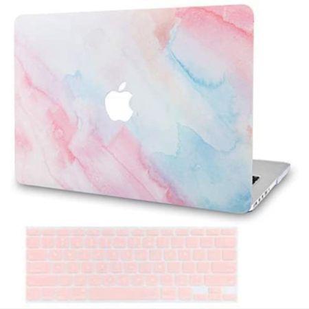 Marble apple MacBook laptop cover   http://liketk.it/3hyf9 #liketkit @liketoknow.it #LTKunder50 #LTKhome #LTKsalealert #amazonfinds #laurabeverlin