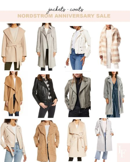 Rounding up my favorite jackets and coats from the Nordstrom anniversary sale, which starts tomorrow! http://liketk.it/2TH9A #liketkit @liketoknow.it #LTKsalealert #LTKunder100 #LTKworkwear