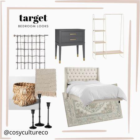 Bedroom looks featuring target home!   #LTKhome #LTKfamily #LTKstyletip
