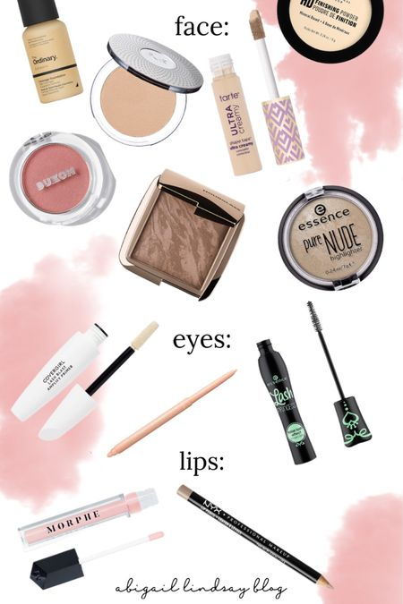 My everyday makeup favs! 💕 I love using these products to get a gorgeous, natural complexion that looks healthy and natural! ✨ tried and true favorites of mine! I have a good mix of drugstore and high end favs on this list! ☺️ http://liketk.it/3bqkt #liketkit @liketoknow.it #LTKSpringSale #LTKbeauty #StayHomeWithLTK Shop your screenshot of this pic with the LIKEtoKNOW.it shopping app