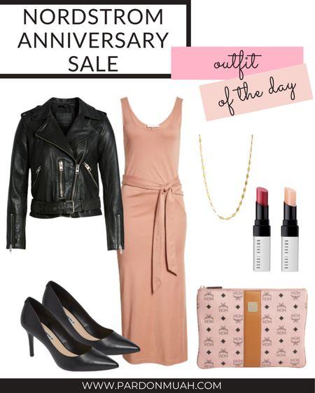 Nordstrom anniversary sale in stock outfit of the day!   #LTKsalealert #LTKstyletip #LTKunder100