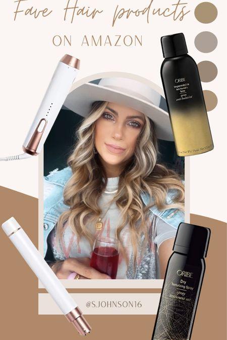 Fave hair products that can be found on amazon  http://liketk.it/3i2Pa #liketkit @liketoknow.it #LTKsalealert #LTKbeauty #LTKunder50