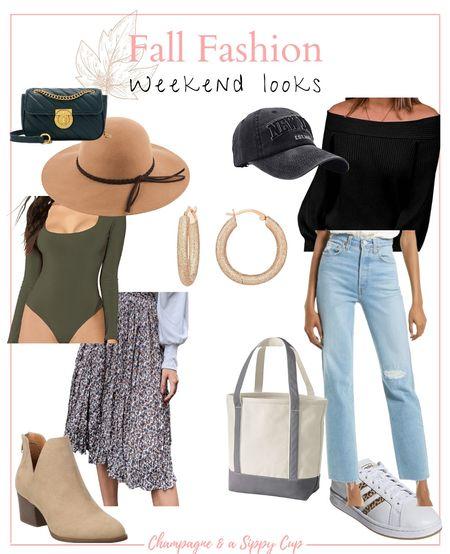 easy weekend looks for fall   #LTKSeasonal #LTKstyletip #LTKcurves