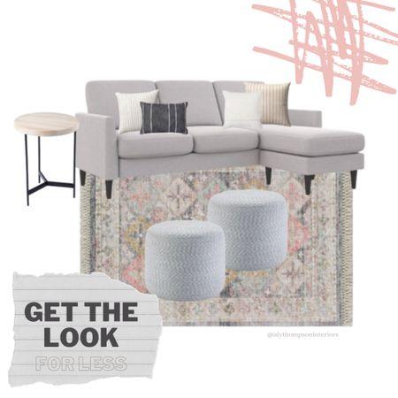 Functional + Stylish Living Room for Less   #LTKfamily #LTKsalealert #LTKhome