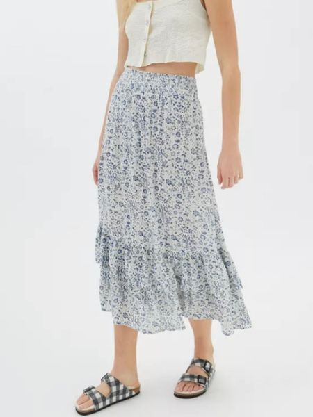 summer midi skirts 🤍 #liketkit @liketoknow.it http://liketk.it/3hAqF #LTKunder50 #LTKunder100 #LTKstyletip