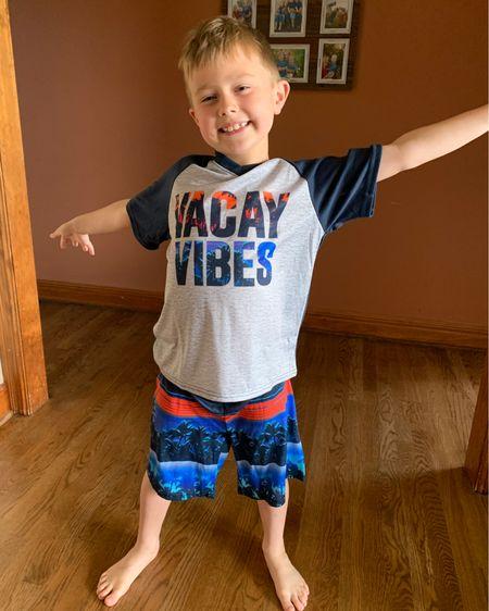 Vacay Vibes kids pajamas Boys pajamas Children's jammies Kids outfits Boy mom  http://liketk.it/3e7tK #liketkit @liketoknow.it #LTKkids #LTKfamily #LTKsalealert