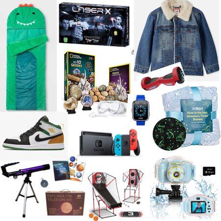 Gift ideas for boys 6+ http://liketk.it/31yq3 #liketkit @liketoknow.it #LTKgiftspo #LTKfamily #LTKkids