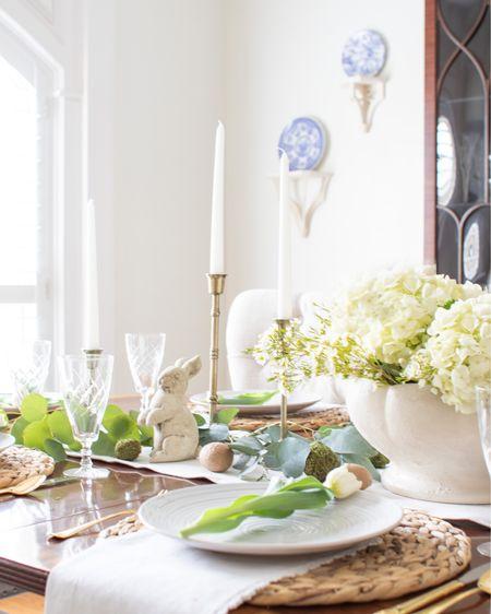 Easter table setting ideas #liketkit @liketoknow.it http://liketk.it/3bJ0f