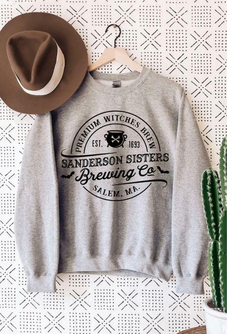 Hocus pocus sweatshirt   #LTKSeasonal #LTKunder100 #LTKunder50
