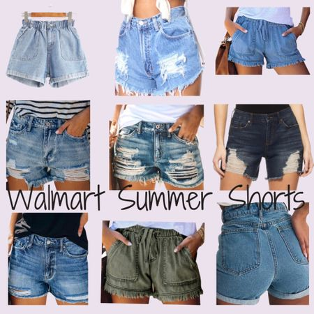 http://liketk.it/3hSHQ #liketkit @liketoknow.it #LTKsalealert #LTKstyletip #LTKunder50  #dealsfordays #walmartfinds #summershorts   Found some really cute denim shorts & cozy shorts from Walmart 👏🏼👏🏼 Sale Time 😁  Price ranges: $18-$26