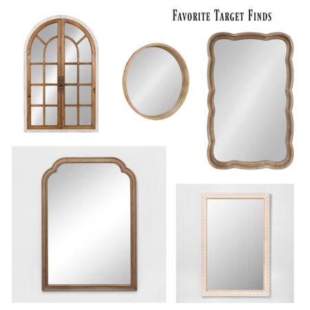 I've been finding the cutest mirrors lately at @target The lighter, weathered wood ones are my favorite. Here handful of my favorite finds.  Check out my stories on how I styled some of these mirrors.  —————————————————— http://liketk.it/2ENdR #liketkit @liketoknow.it   You can instantly shop my looks by following me on the LIKEtoKNOW.it app   #LTKunder100 #LTKhome #LTKunder50 #utahhome #utahhomedecor #decormirror #decorshopper #homedecorating #homelife #mantledecor #falldecorating #falldecor
