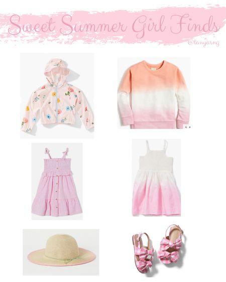 Girl summer clothes! http://liketk.it/3fHGm #liketkit @liketoknow.it #LTKunder50 #LTKfamily @liketoknow.it.family #LTKkids